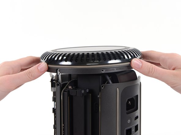 Mac Pro Late 2013 Lower Case Replacement