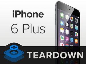 Детальный разбор iPhone 6 Plus