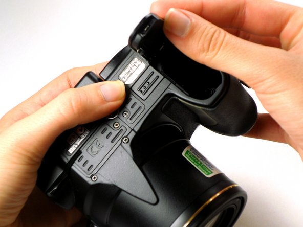 Nikon Coolpix E5700 Battery Replacement