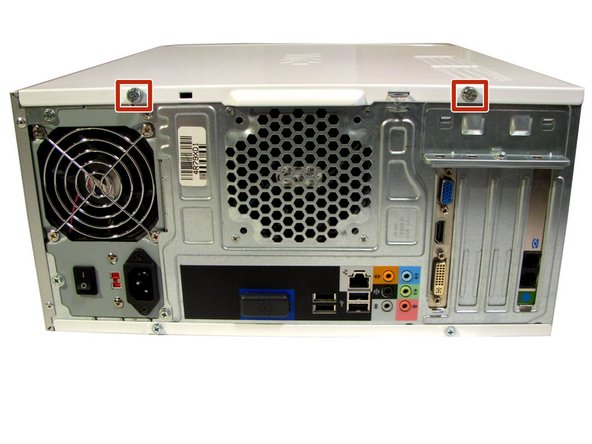 Dell Inspiron 531 Graphics Card Replacement