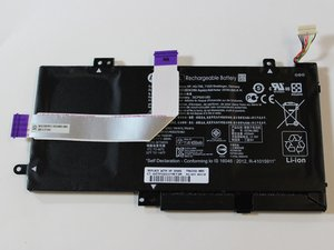 Remplacement de la batterie du HP Envy x360 m6-w103dx