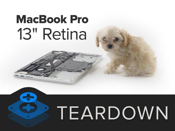"""Ed eccolo, il nuovo Retina! Abbiamo già ballato con il laptop professionale Apple da 13"""", ma qualcosa è cambiato. Guardate quel trackpad!"""