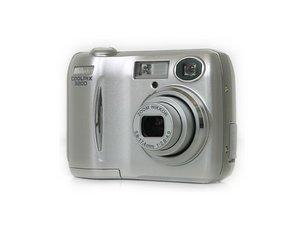 Nikon Coolpix 3200 Repair