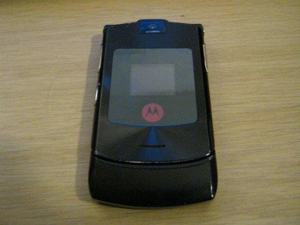 Motorola RAZR V3i Battery Replacement