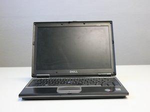 Reparación de Dell Latitude D430