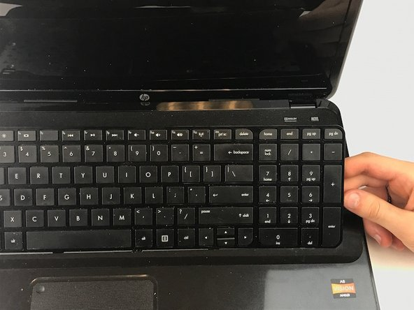 HP Pavillion G7-2235DX Keyboard Replacement