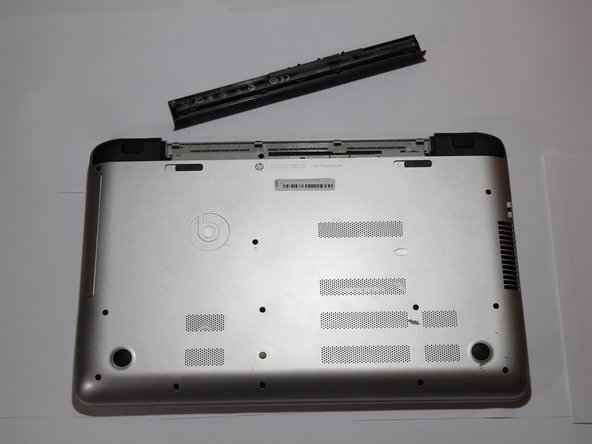 HP Envy TouchSmart m7 k010dx Battery Replacement