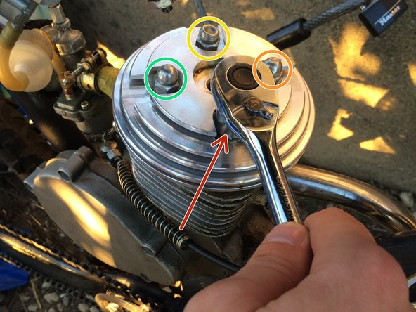 THE NEXT  TWO STEPS ARE VERY IMPORTANT AND MAY HINDER PERFORMANCE OR CAUSE ENGINE FAILURE IF DONE INCORRECTLY.