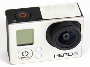 GoPro HERO3 Silver Repair