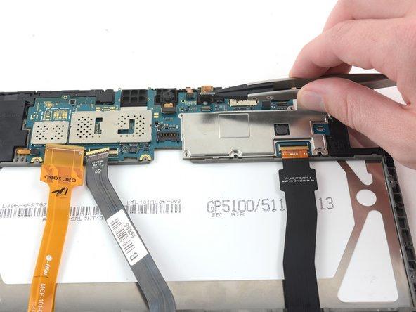 Samsung Galaxy Tab 3 10.1 Rear-Facing Camera Replacement