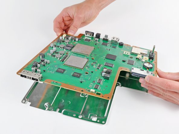 PlayStation 3 Slim Motherboard Replacement