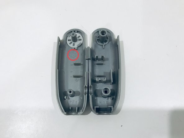 Handle - ABS injection moulding