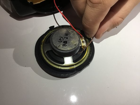 Soldering will be required to install the wires to your new speaker.