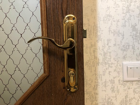 How to Change Mortise Lock and its Cylinder