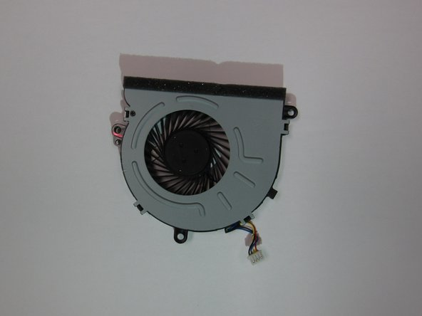 HP 15-da0002dx Fan Replacement