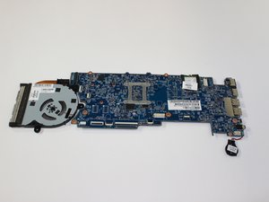 HP Envy x360 m6-w103dx Motherboard Replacement