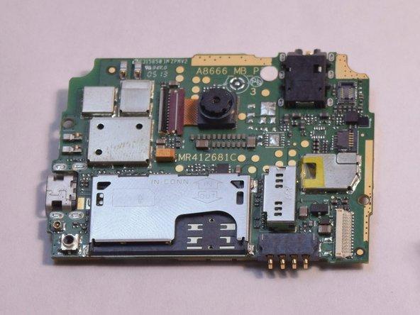 GeeksPhone Keon  Camera Replacement