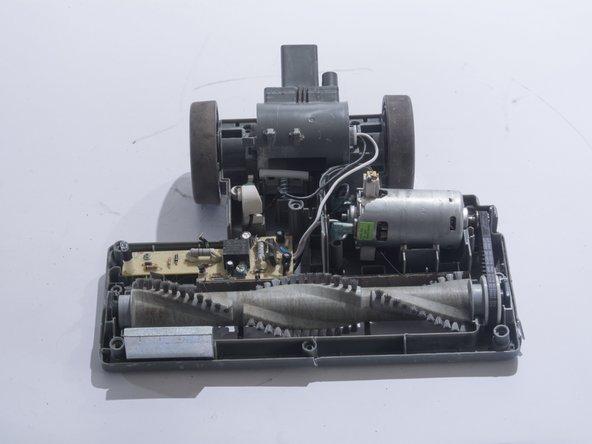 Shark Navigator Lightweight Upright Motor Replacement