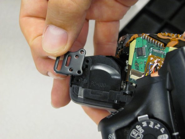 Canon EOS 30 Strap Loops Replacement
