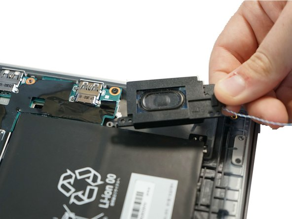Lenovo ThinkPad X1 Yoga 2nd Generation Speakers Replacement
