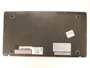 Toshiba Satellite U840W Disassembly Guide
