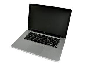 """MacBook Pro 15"""" Unibody Mid 2010"""