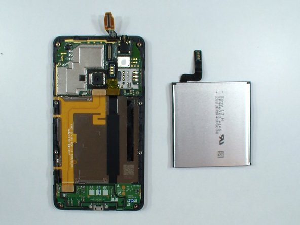 Nokia Lumia 625 Battery Replacement