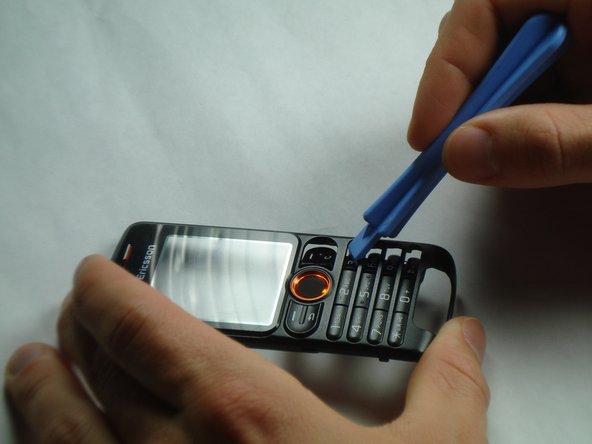 Sony Ericsson W200i Keypad Replacement