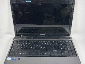 Toshiba Satellite L755-S5244 Repair