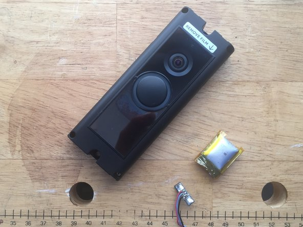 Ring Video Doorbell Pro Battery Replacement