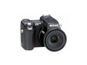 Nikon Coolpix 8700 Repair