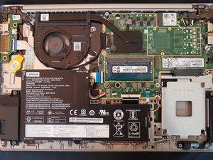 Lenovo IdeaPad 330S Inside