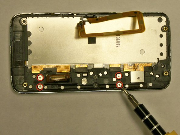 HTC Touch Pro CDMA Keyboard Replacement