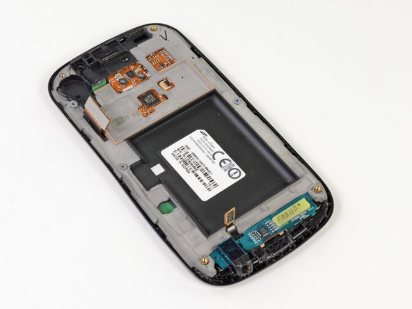 Nexus S Front Panel Assembly Replacement