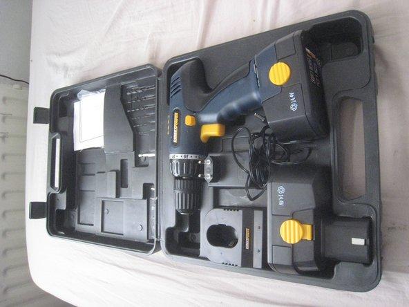 The driver kit.