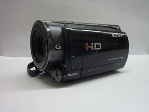 Sony Handycam HDR-XR500V