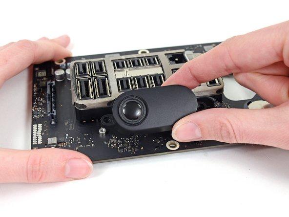 Mac Pro Ende 2013 Lautsprechers tauschen