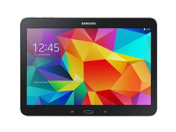Samsung Galaxy Tab 4 10.1 Touchscreen and LCD Replacement