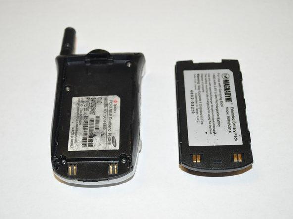 Samsung SCH-8500 Battery Replacement