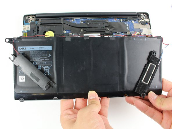 Dell XPS 13 Battery Replacement