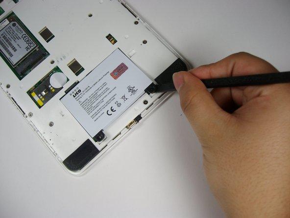 Kindle 2 バッテリーの交換