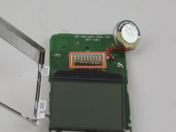 ATT EL52300 LCD Screen on Handset Replacement