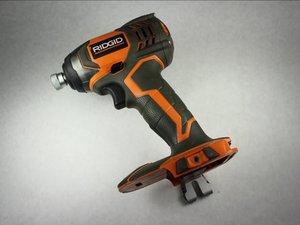 Ridgid R86034 Repair