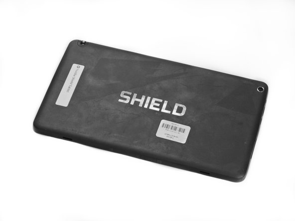 Nvidia Shield Tablet Rear Case Replacement