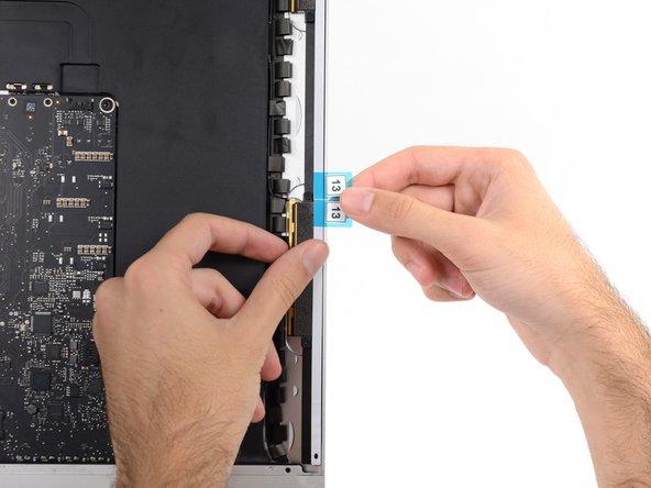 "iMac Intel 27"" EMC 2546 Adhesive Strips Replacement"