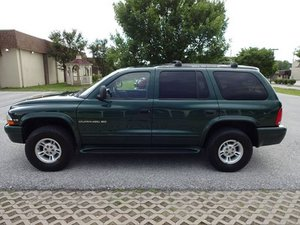 1998-2003 Dodge Durango Repair