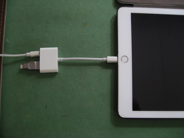 How to transfer photos or videos from camera or USB to ipad/iphone