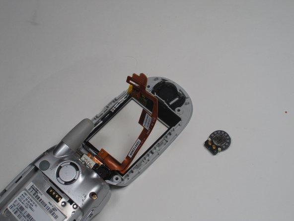 Motorola V557 Internal Speaker Replacement