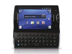 Reparo de Sony Ericsson Xperia Mini Pro SK17i