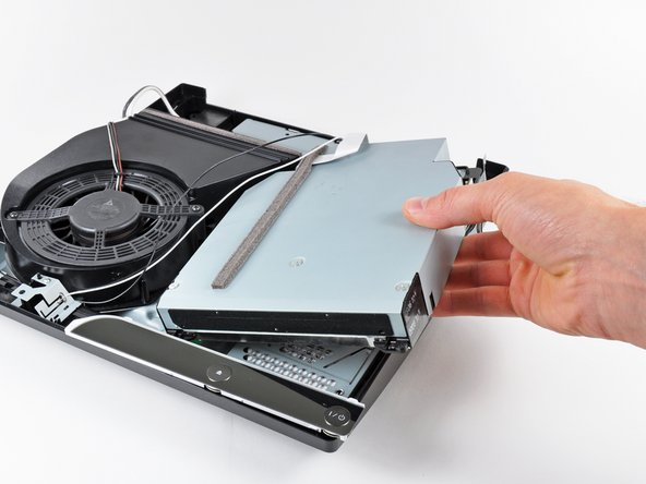 PlayStation 3 Slim Blu-ray Disc Drive Replacement
